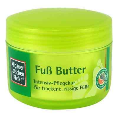 Allgäuer Latschenk. Fuss Butter Creme  bei apotheke.at bestellen