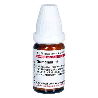 Chamomilla D 6 Globuli  bei apotheke.at bestellen