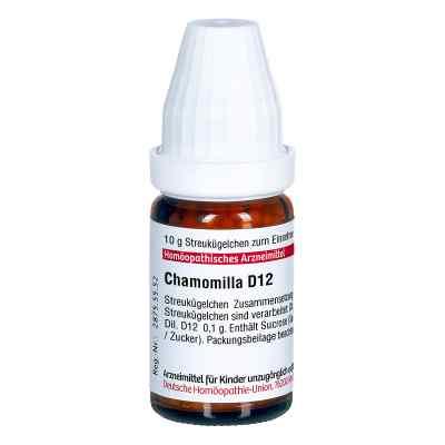 Chamomilla D 12 Globuli  bei apotheke.at bestellen