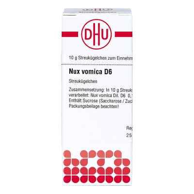 Nux Vomica D 6 Globuli  bei apotheke.at bestellen