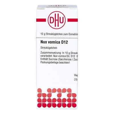 Nux Vomica D 12 Globuli  bei apotheke.at bestellen
