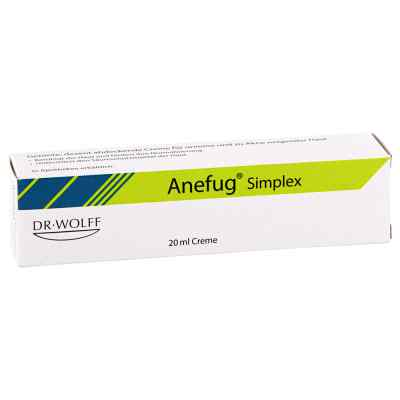 Anefug simplex Creme  bei apotheke.at bestellen