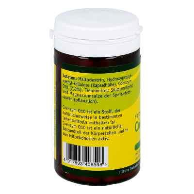 Coenzym Q10 Kapseln a 30 mg  bei apotheke.at bestellen