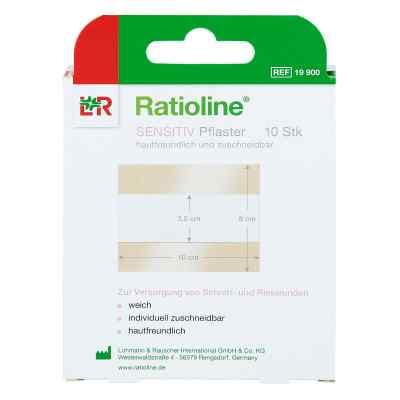Ratioline sensitive Wundschnellverband 8 cmx1 m  bei apotheke.at bestellen