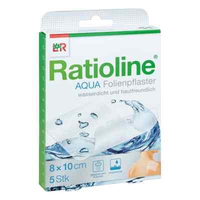 Ratioline aqua Duschpflaster 8x10 cm  bei apotheke.at bestellen