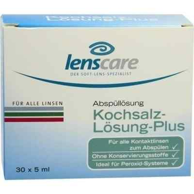 Lenscare Kochsalzlösung Plus  bei apotheke.at bestellen