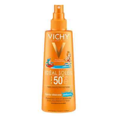 Vichy Capital Soleil Kinder Spray Lsf50  bei apotheke.at bestellen