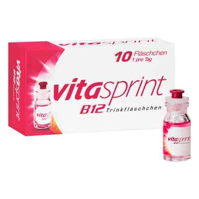 Vitasprint B 12 Trinkampullen  bei apotheke.at bestellen