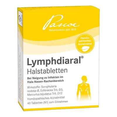 Lymphdiaral Halstabletten  bei apotheke.at bestellen