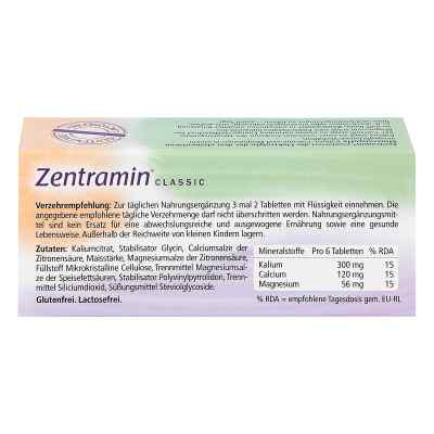 Zentramin classic Tabletten  bei apotheke.at bestellen