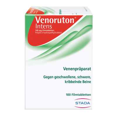 Venoruton intens Filmtabletten  bei apotheke.at bestellen