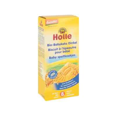 Holle Bio Baby Dinkel Keks