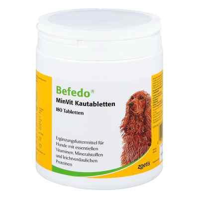 Befedo Minvit für Hunde  Kautabletten  bei apotheke.at bestellen