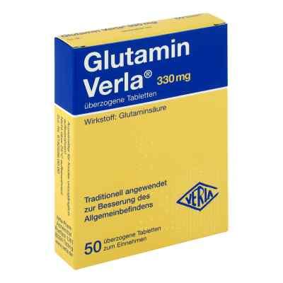 Glutamin Verla überzogene Tabletten  bei apotheke.at bestellen