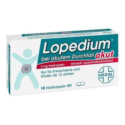 Lopedium akut bei akutem Durchfall  bei apotheke.at bestellen