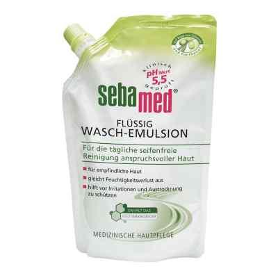 Sebamed flüssig Waschemulsion mit Olive Nachfüllpackung p.  bei apotheke.at bestellen