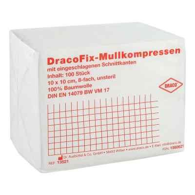 Dracofix Op-kompressen unsteril 10x10cm 8fach  bei apotheke.at bestellen