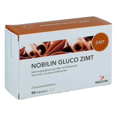 Nobilin Gluco Zimt Tabletten  bei apotheke.at bestellen