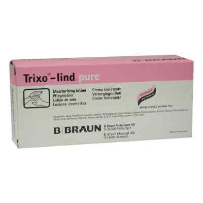 Trixo Lind pure parfümfreie Pflegelotion  bei apotheke.at bestellen