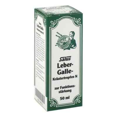 Leber Galle Kräutertropfen N Salus  bei apotheke.at bestellen