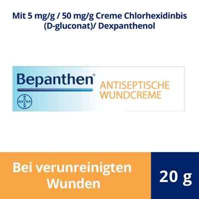 Bepanthen Antiseptische Wundcreme  bei apotheke.at bestellen