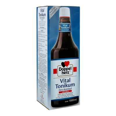 Doppelherz Vital Tonikum Herz-Kreislauf alkoholfrei  bei apotheke.at bestellen