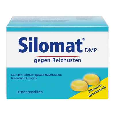 Silomat DMP Lutschpastillen Zitrone 10,5mg bei trockenem Husten  bei apotheke.at bestellen