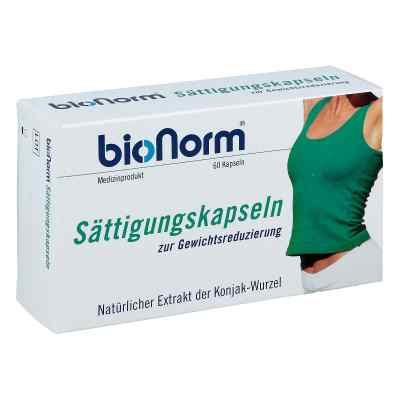 Bionorm Sättigungs-konjak-kapseln  bei apotheke.at bestellen