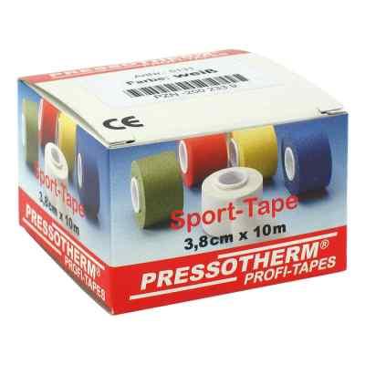 Pressotherm Sport-tape 3,8cmx10m weiss  bei apotheke.at bestellen