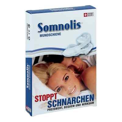 Somnolis Schnarch Schiene  bei apotheke.at bestellen