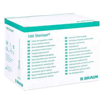 Sterican Ins.einm.kan.26gx1/2 0,45x12 mm  bei apotheke.at bestellen