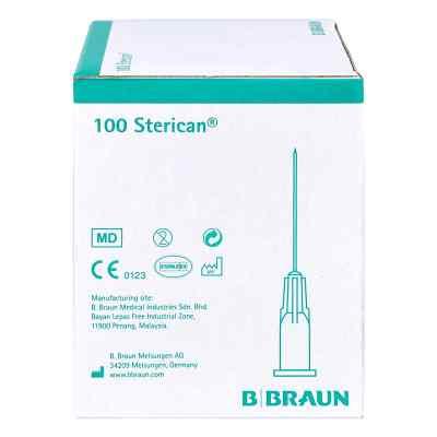 Sterican Kanüle luer-lok 0,90x40mm Größe 1  gelb  bei apotheke.at bestellen