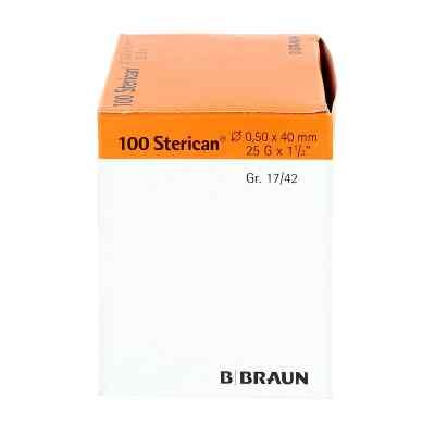 Sterican Dentalkan.luer 0,5x40  bei apotheke.at bestellen