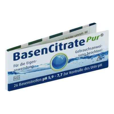 Basen Citrate Pur Teststr.ph 5,9-7,7 nach Apot.R.Keil  bei apotheke.at bestellen
