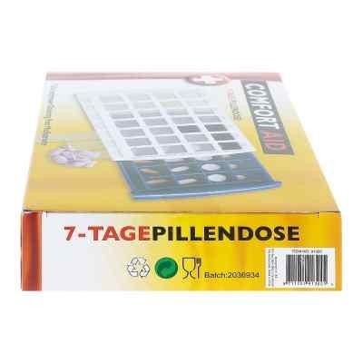 Tablettendose für 7 Tage mit 28 Fächern  bei apotheke.at bestellen