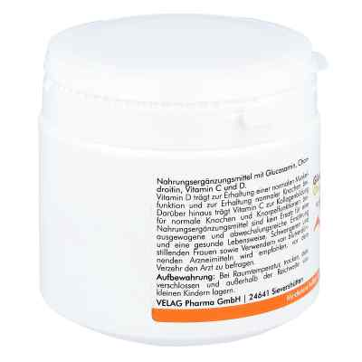 Glucosamin 500 mg+Chondroitin 400 mg Kapseln  bei apotheke.at bestellen