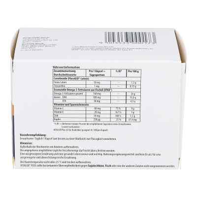 Vitalux Plus Lutein und  Omega 3 Kapseln