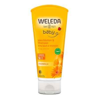 Weleda Calendula Waschlotion & Shampoo  bei apotheke.at bestellen