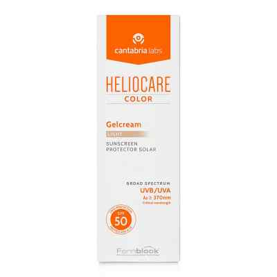 Heliocare Color Gelcream light Spf50  bei apotheke.at bestellen