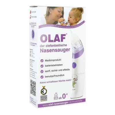 OLAF - der elefantastische Babynasensauger  bei apotheke.at bestellen