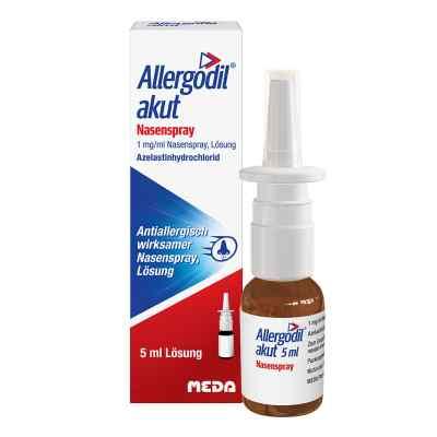 Allergodil akut