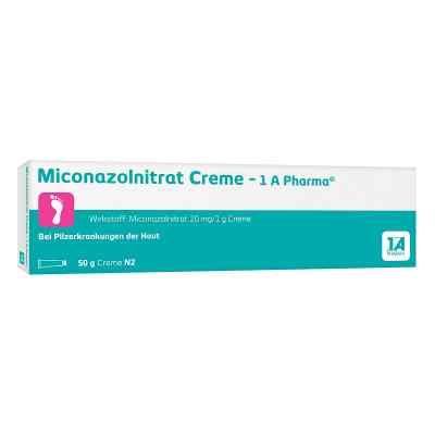 Miconazolnitrat Creme-1A Pharma  bei apotheke.at bestellen
