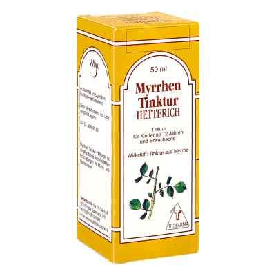 Myrrhentinktur Hetterich  bei apotheke.at bestellen
