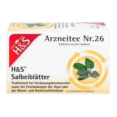 H&S Salbeiblätter  bei apotheke.at bestellen