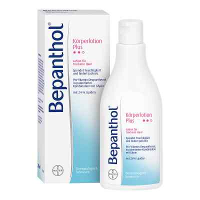 Bepanthol Körperlotion Plus  bei apotheke.at bestellen