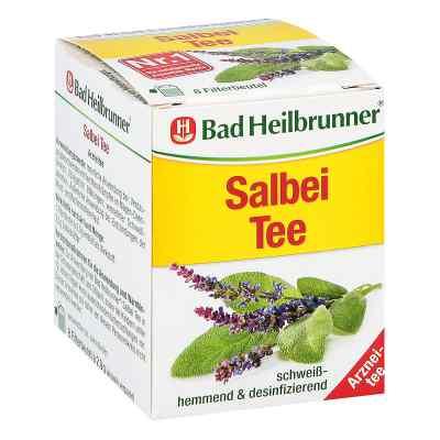 Bad Heilbrunner Tee Salbeiblätter Beutel