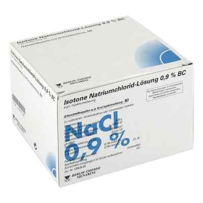 Isotone Nacl Lösung 0,9% Bc Plastik  iniecto -lösung  bei apotheke.at bestellen