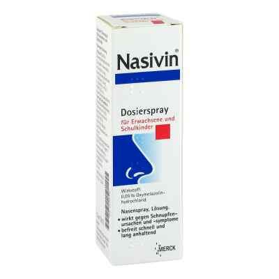 Nasivin Dosierspray für Erwachsene und Schulkinder 0,05%  bei apotheke.at bestellen