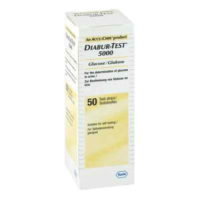 Diabur Test 5000 Teststreifen