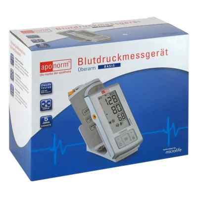 Aponorm Blutdruck Messgerät Basis Oberarm